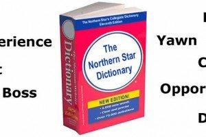 Honest Dictionary Tells It Like It Is