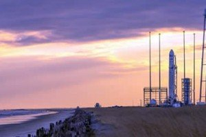 Space Station Mission Commercializes Space Freight