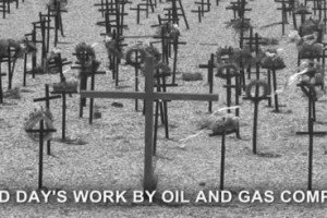 Mankinds Most Dangerous Enemies Are The Petroleum And Gas Industries