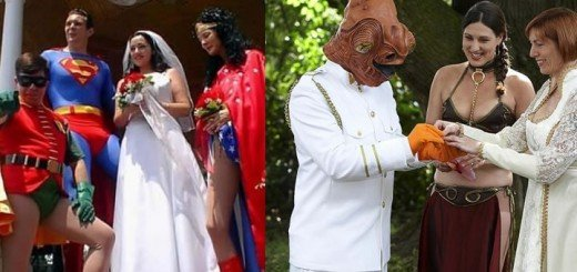 Strange Weddings