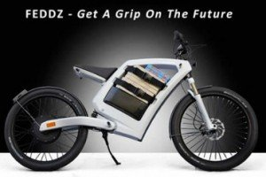 FEDDZ Electric Bike – Silent, Free From Oil, Gas And Without Smelly Emissions