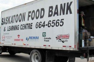 Saskatoon Food Bank | Expanding Horizons | By Ron Murdock