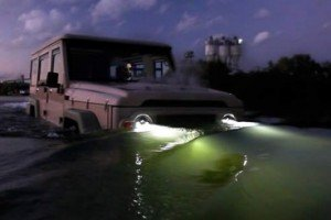 DAT's Amphicruiser Is A True Amphibious 4×4