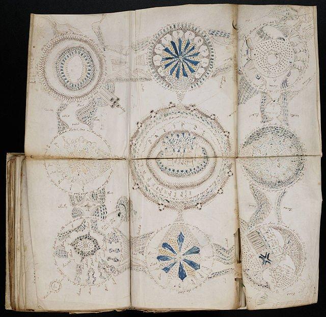 Voynich Manuscript 3