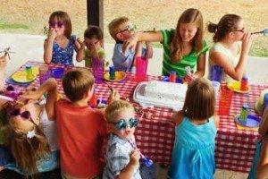 Fun Activities For Child Birthday Parties