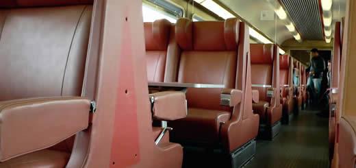 rail passengers service