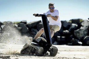 DTV Shredder | The Future Of All Terrain Vehicles