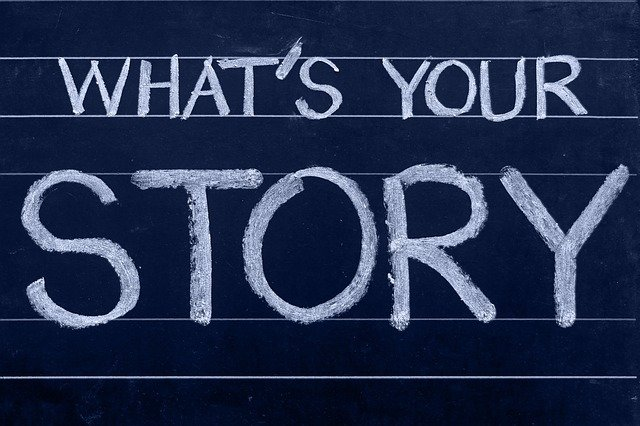 Guest Bloggers - Submission - What's Your Story
