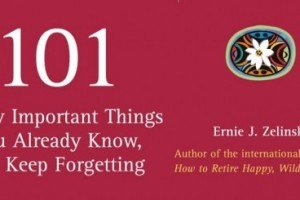 Book Review Of 101 Really Important Things
