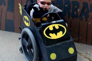 Wheelchair Halloween Costumes Are Off The Charts Cool!