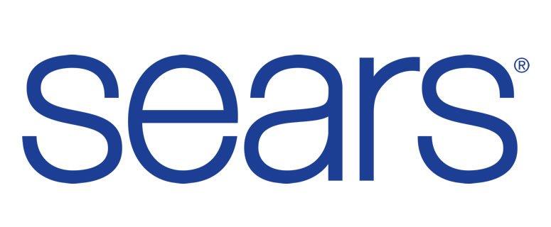 Sears Logo White Backround