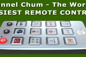 Easiest TV Remote Control In The World | Channel Chum