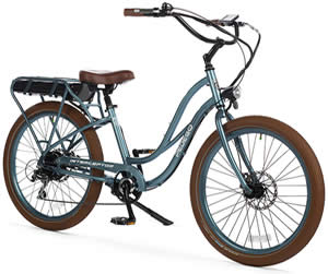 Pedego Electric Bike - Interceptor