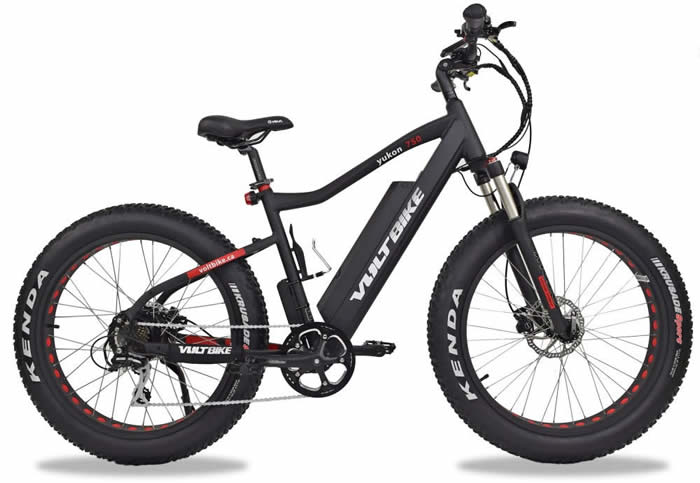 Voltbike Electric Bike Yukon 750