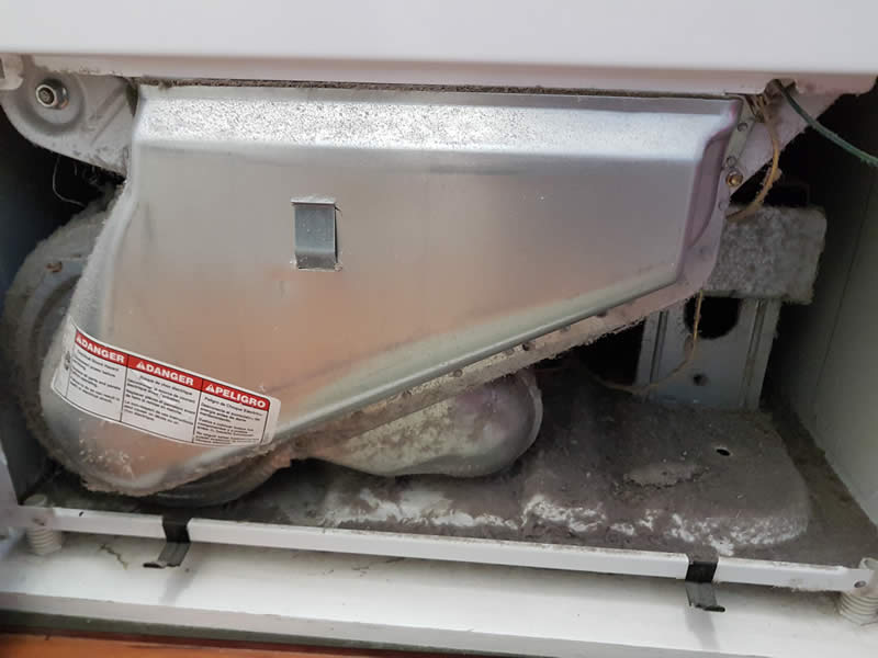 Cleaning Dryer Lint System 001