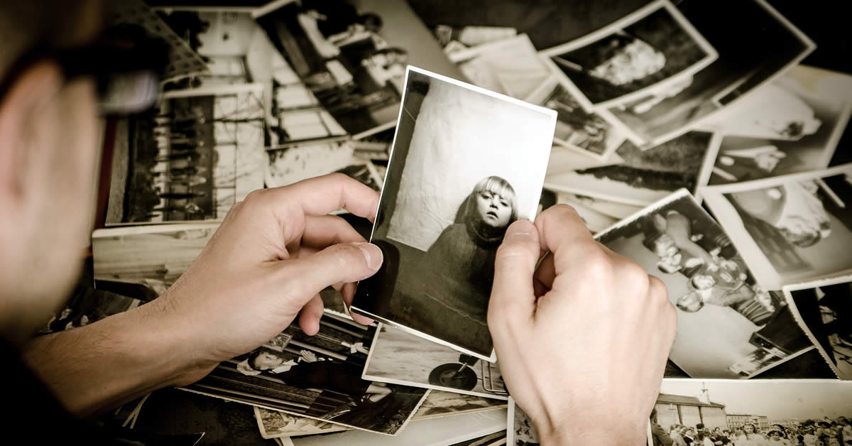 Memories Through Old Photos