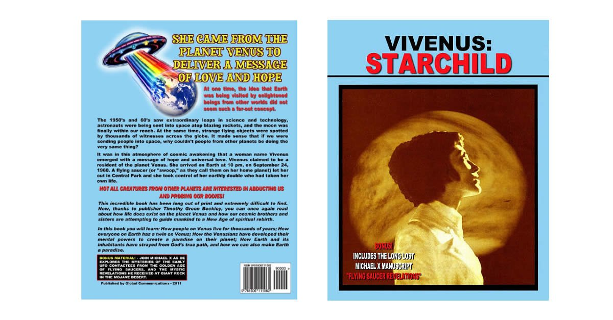 Vivenus Starchild: Real Thing Or Struggling Artist?