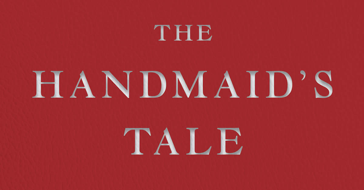 The Handmaid's Tale - Book Review